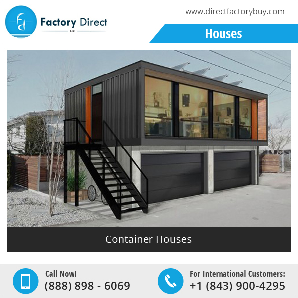 Warm Comfortable Portable Prefabricated Container House/ Luxury Prefab Homes