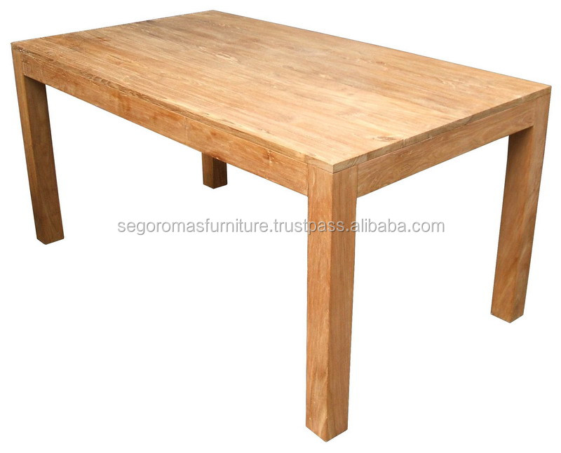 TEAK FURNITURE INDONESIA - ROYAL DINING TABLE