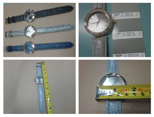 Quality Inspection Service in Guangzhou / Wrist Watch Final Random Inspection in Guangzhou / Ensure Watch Quality & Compliance