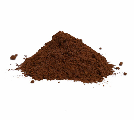 Wholesale brown alkalized low-fat healthy food cocoa powder price
