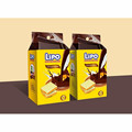LIPO cookies chocolate flavor - sweet and crispy texture biscuit 135g