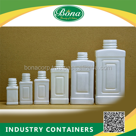 Plastic bottles, plastic industry containers for shampoo, whisky, paint, agricultural, Pharmaceutical, cosmetics and petroleum
