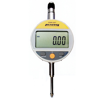 PEACOCK OZAKI Digital Gauges (Cordless Type)0.01mm Range25mm