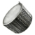 Exaggerated designer jewelry plain silver carved bangle exporter 925 sterling silver indian jewellery