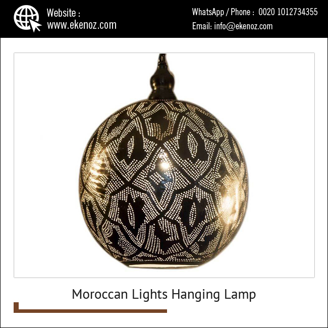 Home Decorative Moroccan Lights Hanging Lantern