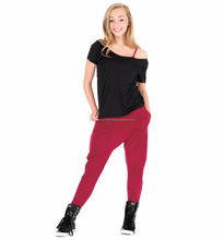 Color Maroon Winter Summer male female trousers casual sporting fitness black classic harem pants men plus size high quality hip