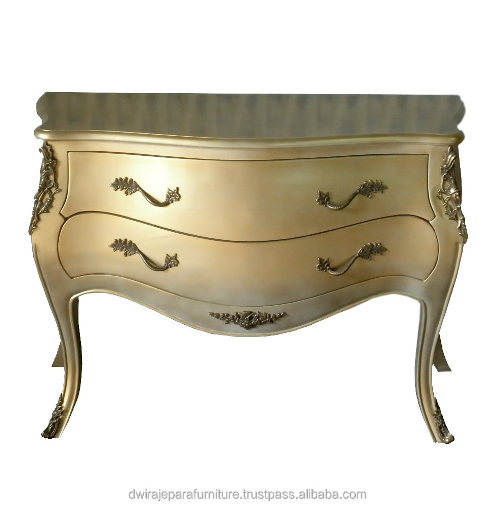 French Furniture Indonesia - Chest of Drawers French Cabinet Bombay Furniture