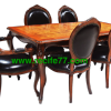 Dining Table Set Furniture Jepara Indonesia