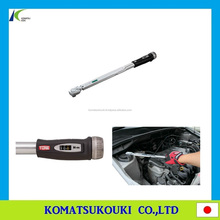 High efficient and accurate TONE preset type digital torque wrench at reasonable price, Made in Japan