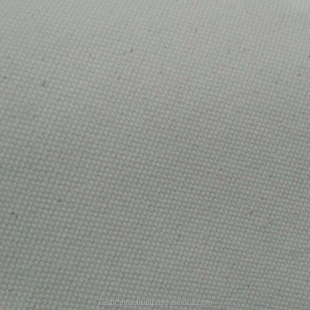 Raw Cloth Organic Cotton Canvas Fabric 620gsm