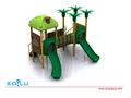 Outdoor Playground For Children