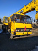 original small Kato 12T used mobile crane for sale