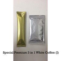 3 in 1 Special Premium Instant White Coffee With Stevia