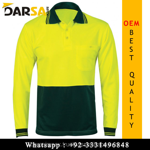 Safety Jacket / FR Work wear / Safety Garment cheap price with good quality safety Jacket