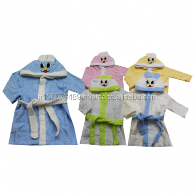 Turkey Wholesaler Baby Hooded Towel With Rabbit Ears Hot Selling In Amazon