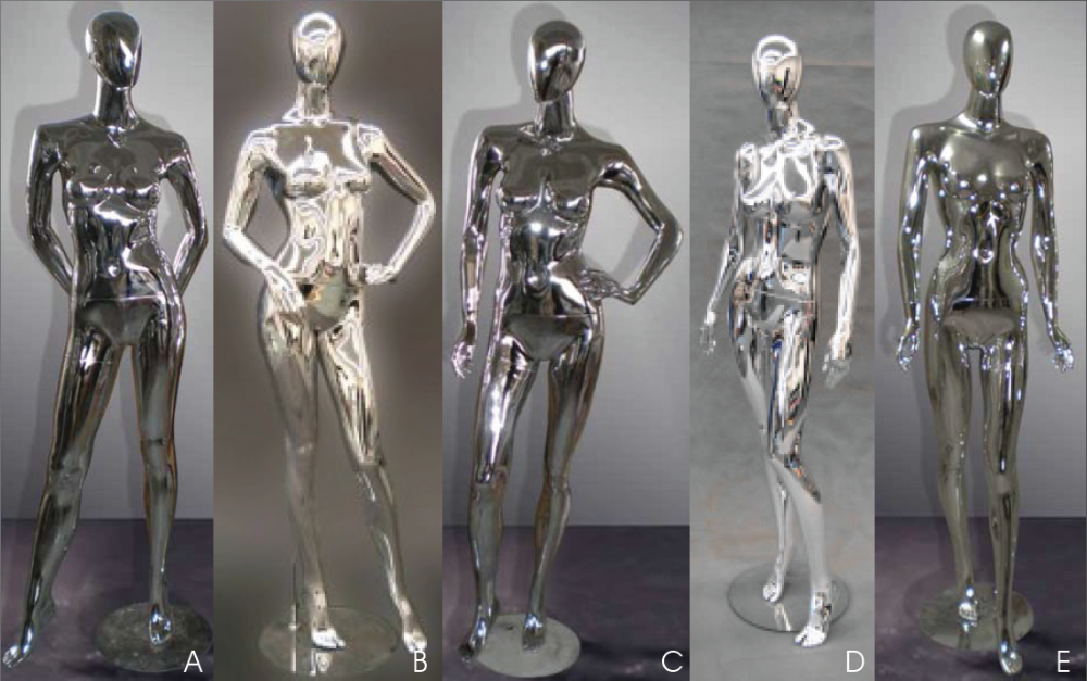 Hot Sale Female Gold Mannequin, Sexy Lifelike Female Mannequin, Fiberglass Female Mannequin In Manaquin