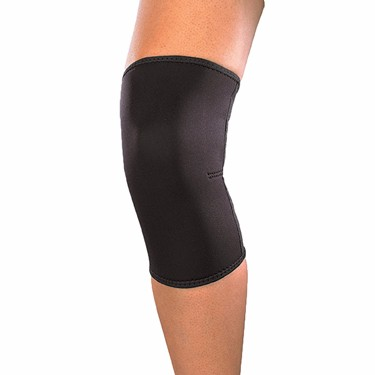 compression wear knee sleeve support
