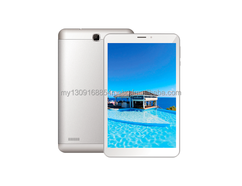 "8"" Tablets with lightning, fast performance, look for intel inside Joi 8 Lite Silver White"