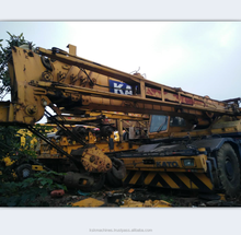 Used Kato rough terrain crane 50 ton, second hand 50ton rough crane for sale