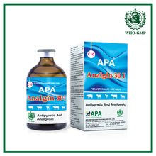 APA Analgin 30 I | HOT! Analgin Injection | A Fever Medicine for Animals Produced By APA Veterinary Drug Companies