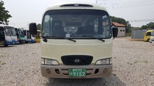 2001 HYUNDAI COUNTY SHORT used bus (17060224)