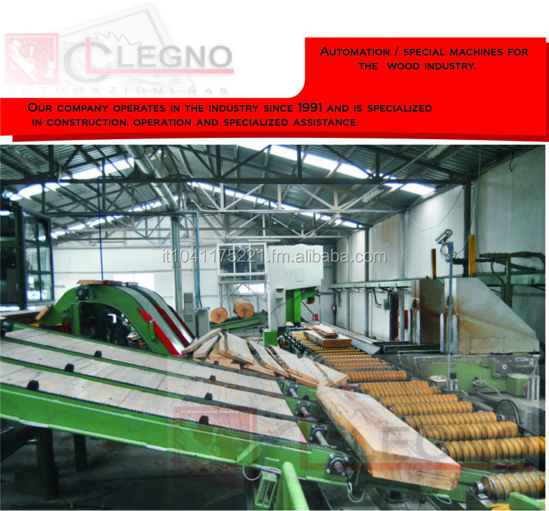 Sawmill wood equipment / facility
