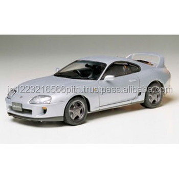 decoration and Easy to use SC123 1/24 Toyota Supra (new) Plastic model with multiple functions made in Japan