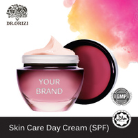 (OEM/ODM/Private Label) Skin Care Day Cream (SPF) - Whitening, Anti-Aging, Anti-Acne, Hydrating, Lifting, Firming