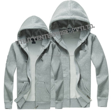 Thick Fleece Top Quality Zip up Hoodies/Wholesale Fleece Jackets Manufacturer & Supplier