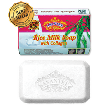 Asantee Soap Original Manufacturing Thailand (Rice Milk Soap)