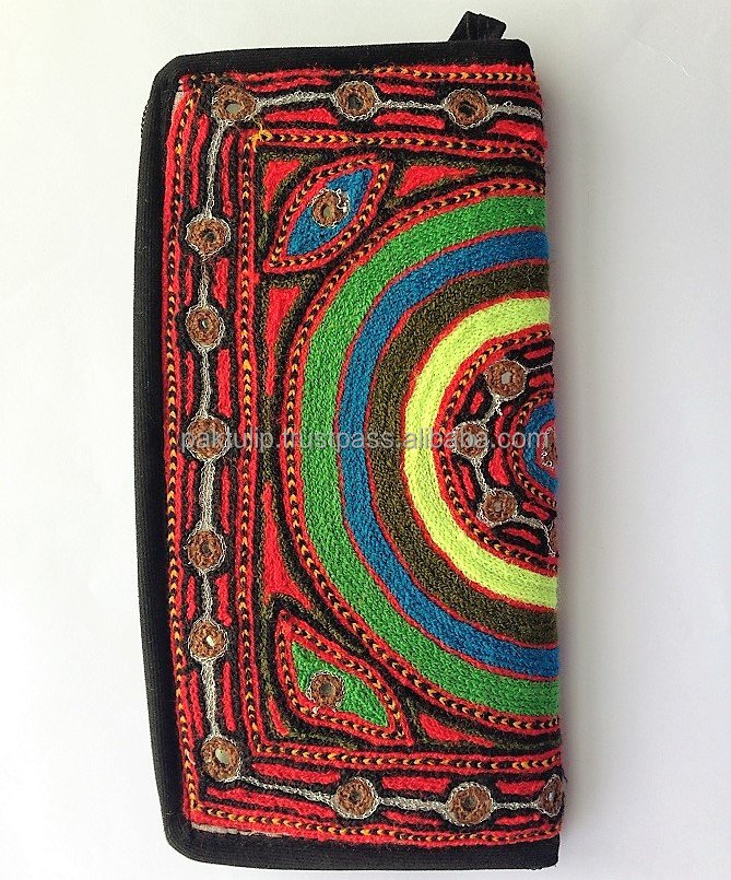 Indus Valley Handicraft Mobile Pouch for Women