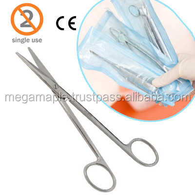 Disposable Surgical instruments Single use Mayo Scissors