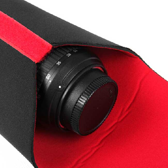 High Quality Camera Lens Bag To Protect Against Accidental Scratches And Impacts