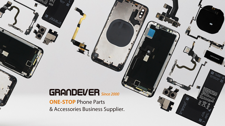back cover housing replacement for iphone 6s back housing