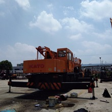 30 Ton NK300E Very Hot Sale Heavy Construction Equipment Used kato Crane Sale