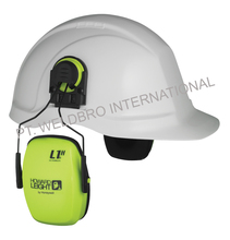 High Quality Leightning L1Hhv Hi-Visibility Muff (Helmet) Howard Leight