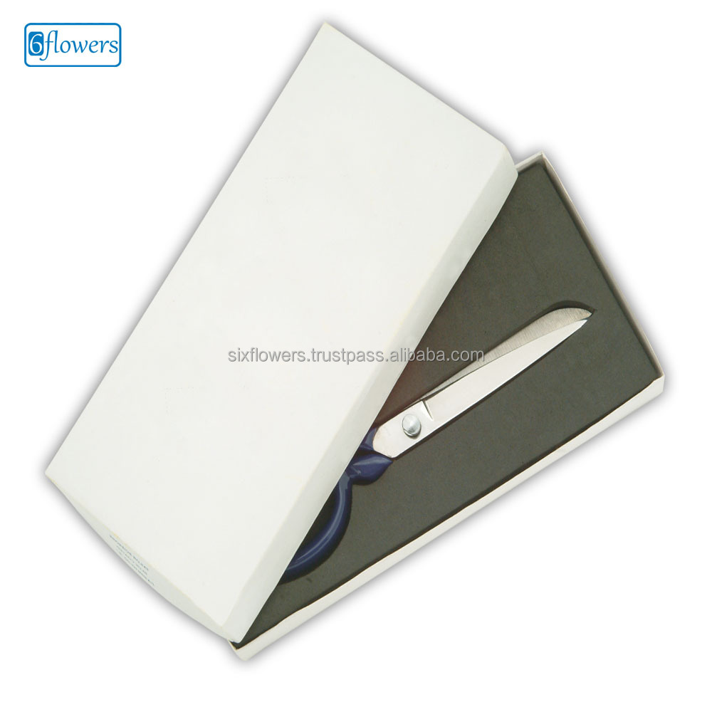 Scissors Packing and Rubber Sheet Box Packing