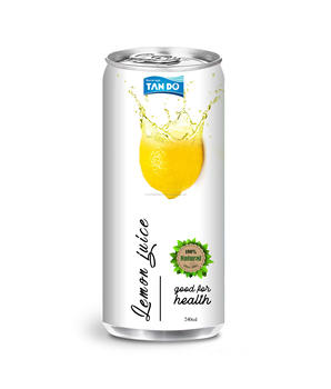 Best selling- 240 ml Pure lemon Juice