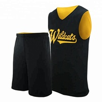 2018 Custom College Cheap Reversible Sublimation Youth Best Basketball Jersey