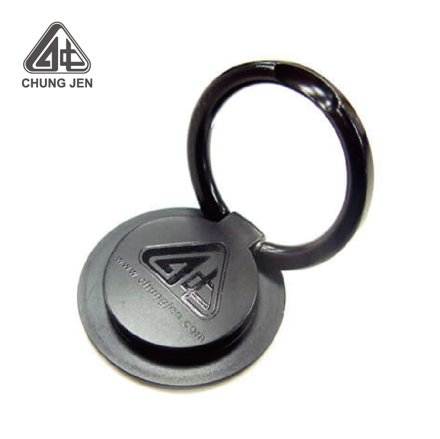 Custom Logo 360 Degree Metal Mobile Ring Stand