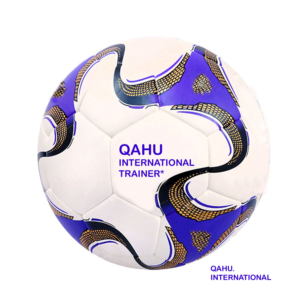 Power Kick Training soccer ball, Pu made type shine surface high bounce, Soccer ball custom print size 5/4/3