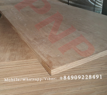 Standard ISO Floor Size 1220x2440x28MM commercial Container Flooring Plywood in Viet Nam