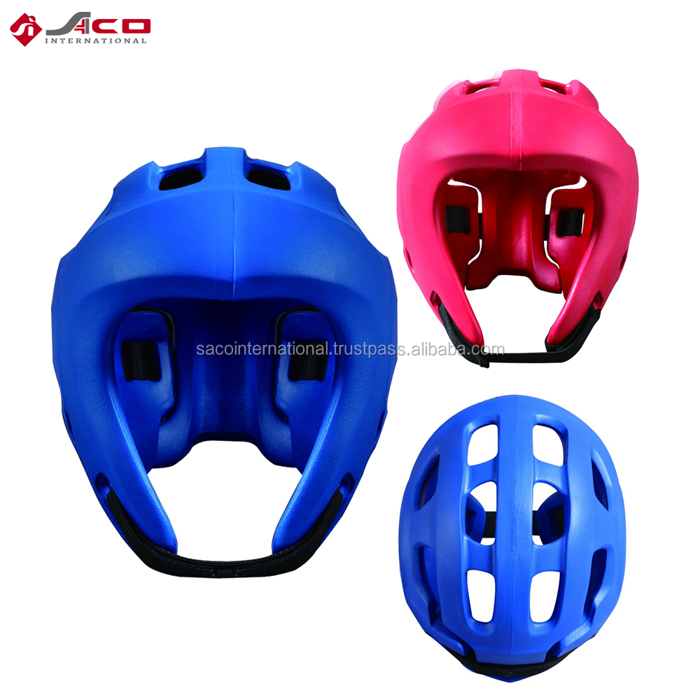 Martial Arts Sparring Gear Taekwondo Training Equipment Head Guard