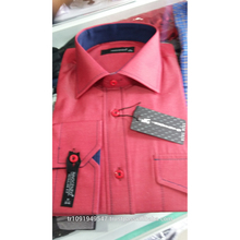 Professional Manufacturers new model custom mens slim fit dress shirt Ready Made Stock Shirt