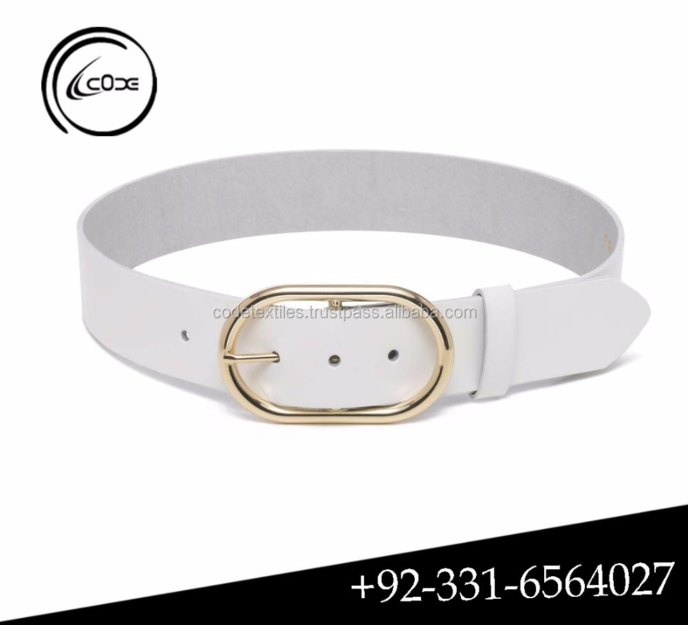 Hot Sale Latest design cheap genuine leather belts for girl