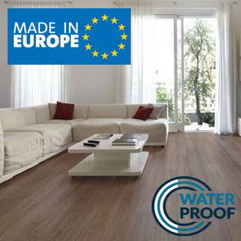 WPC Laminate Flooring WPC WaterProof Made in EUROPE 10 mm clic system