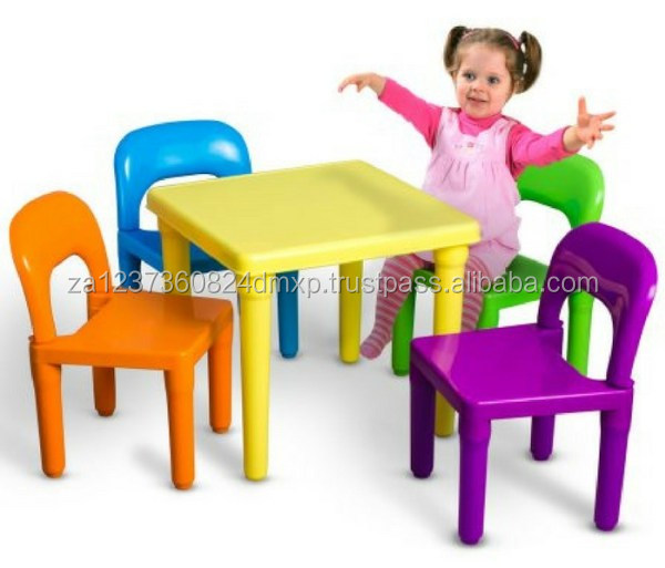Kindergarten Furniture/Plastic Kids Chair and table