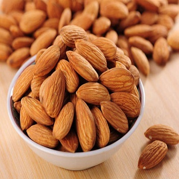 high quality almonds nuts