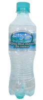 Natural Ecologically Pure Drinking Mineral Water