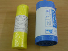 Friendly-environmentally reusable garbage/trash plastic bag with/without printing